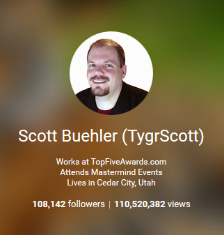 Scott Buehler on Google+