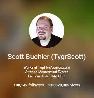 Scott Buehler on Google+