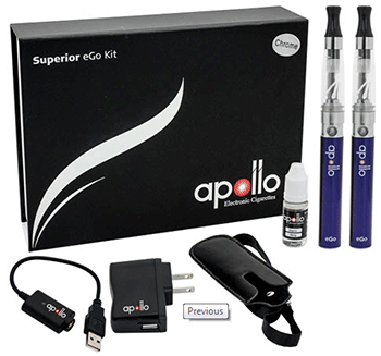 Apollo Superior eGo Kit Review
