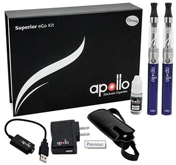 Apollo Superior eGo Kit Review