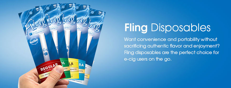 White Cloud Fling Disposables Review