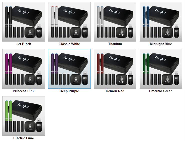 G6 Halo Ecig Starter Kit Review