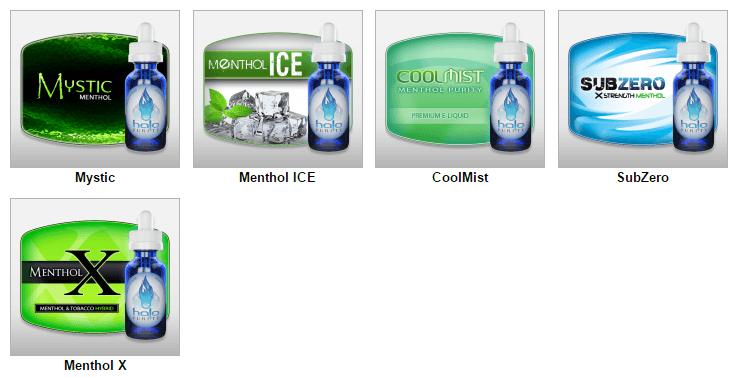Halo Menthol Flavors Review