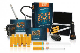 South Beach Smoke Deluxe Starter Kit Review