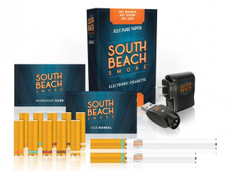 South Beach Smoke Starter Kit Review