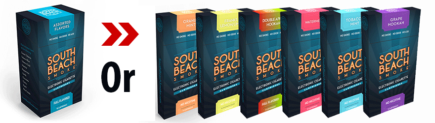South Beach Smoke Combo Packs Review