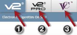 V2 Brand Options