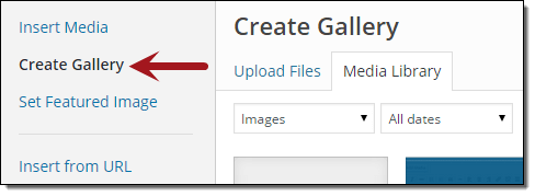 Create an Image Gallery