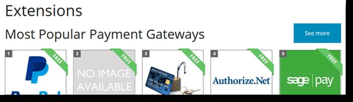 CubeCart Extensions