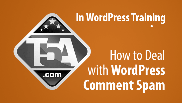 how to stop spam comment in wordpress